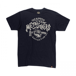 Roland Sands Design T-Shirt - Metal Workers Black