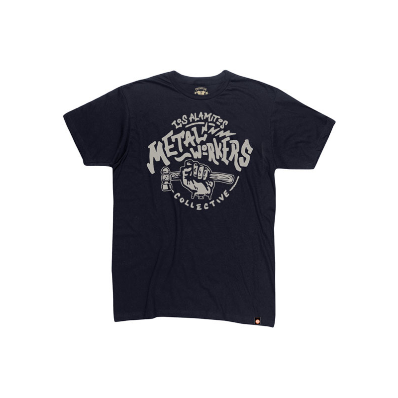Roland Sands Design T-Shirt - Metal Workers Schwarz