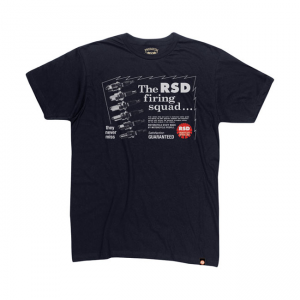 Roland Sands Design T-Shirt - Firing Squad Black