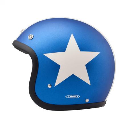 DMD Helm Vintage - Comet mit ECE