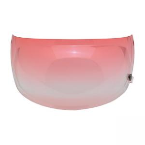 Biltwell Gringo S Bubble Visier - Red Gradient