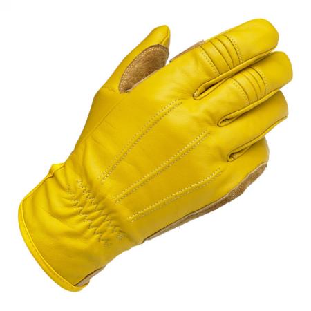 Biltwell Handschuhe - Work Gold