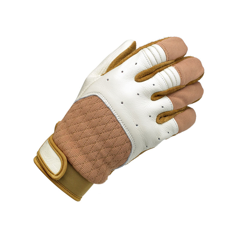Biltwell Gloves - Bantam White