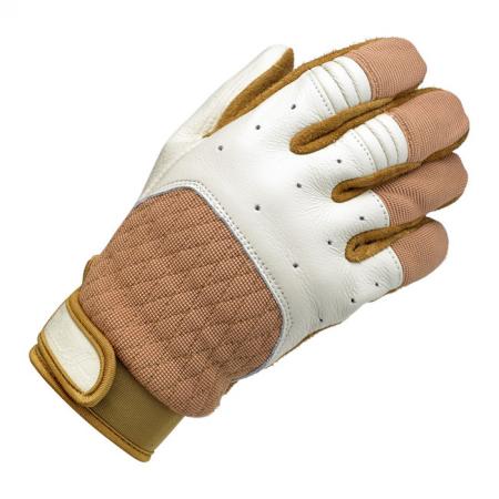 Biltwell Handschuhe - Bantam Weiss