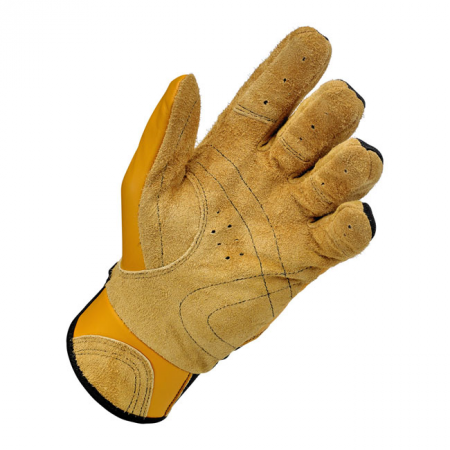 Biltwell Handschuhe - Bantam Gelb