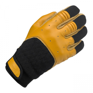 Biltwell Gloves - Bantam Yellow