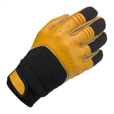 Biltwell Gloves - Bantam Yellow