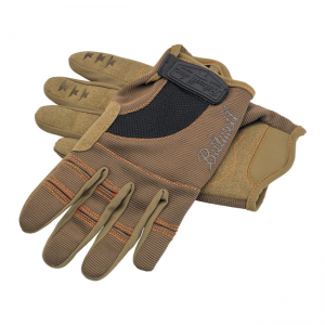 Biltwell Gloves - Moto Brown/Orange
