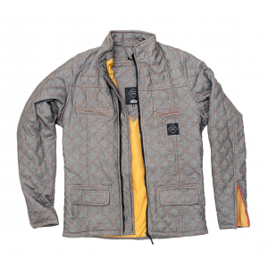 Crave Jacket - Quilted Duke