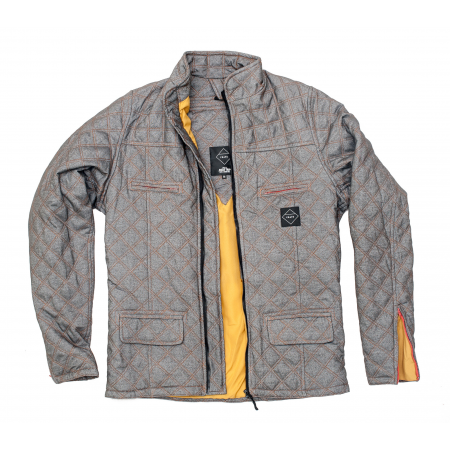 Crave Jacke - Quilted Duke