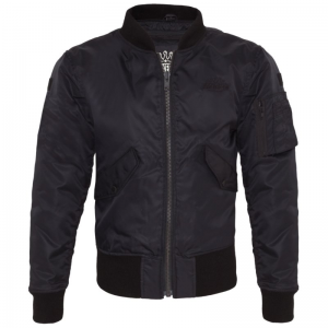 King Kerosin Jacke - Speeder Biker Jacket Blank
