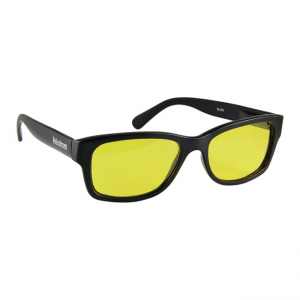 Velodrom Brille, Biker Shades Blues Gelb