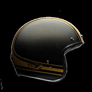 Bell Helmet Custom 500 Carbon - RSD Bomb
