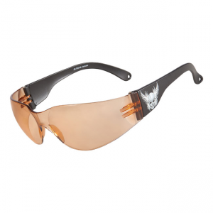 John Doe Brille - Ventura Orange