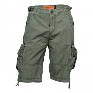 Jesse James Shorts - Industry Green
