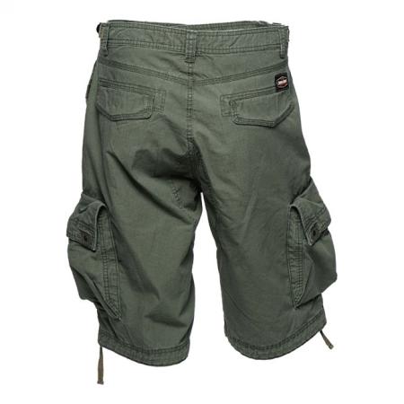 Jesse James Industry Shorts - Grün