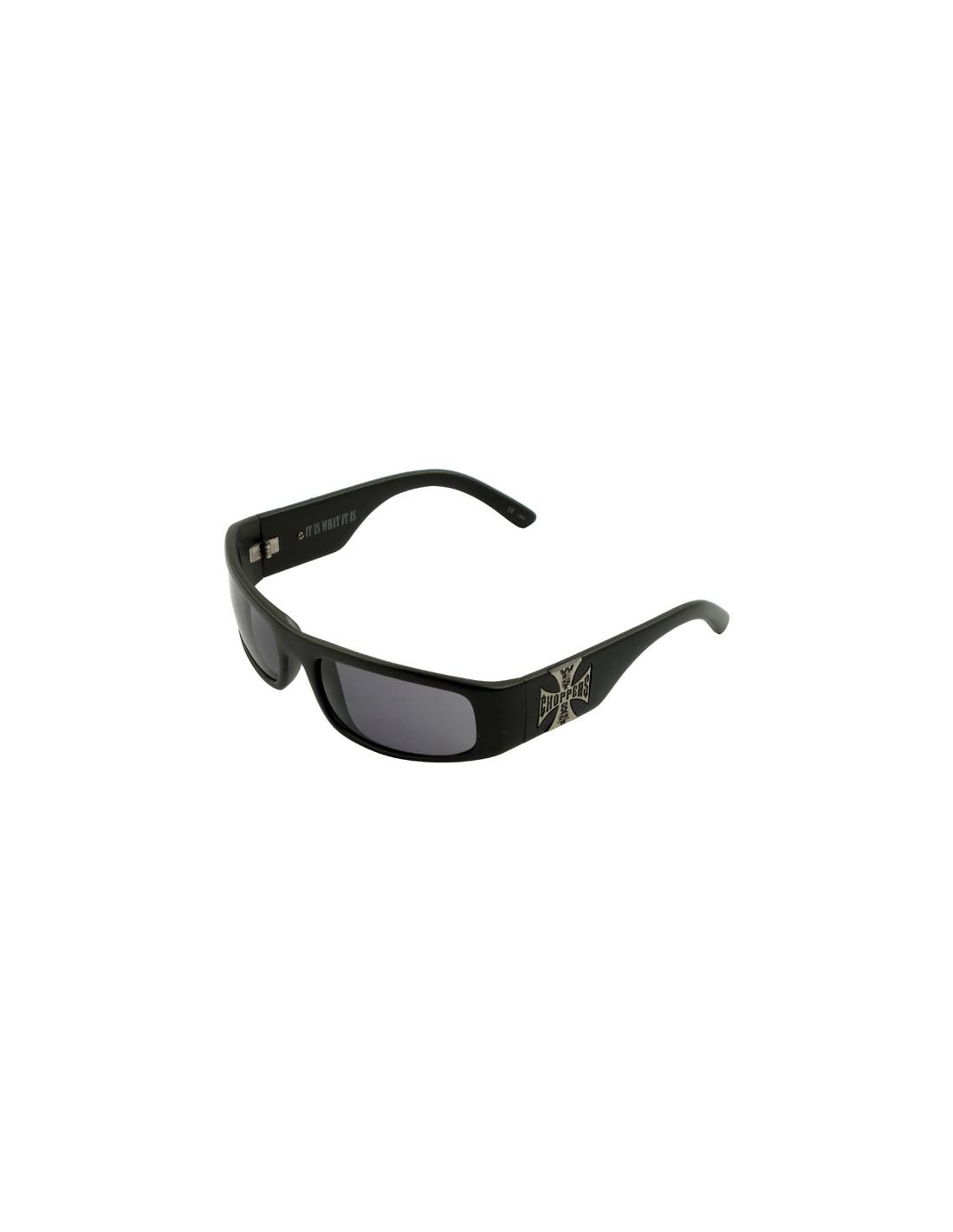 c9ac942b86 West Coast Choppers Glasses - Original Cross Black. Next