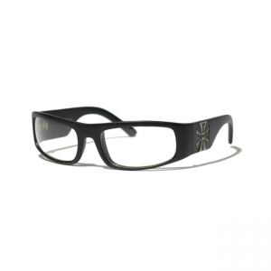 West Coast Choppers Brille - Original Cross Clear