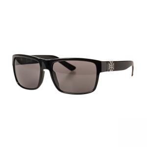 West Coast Choppers Glasses - WTF Shiny Black