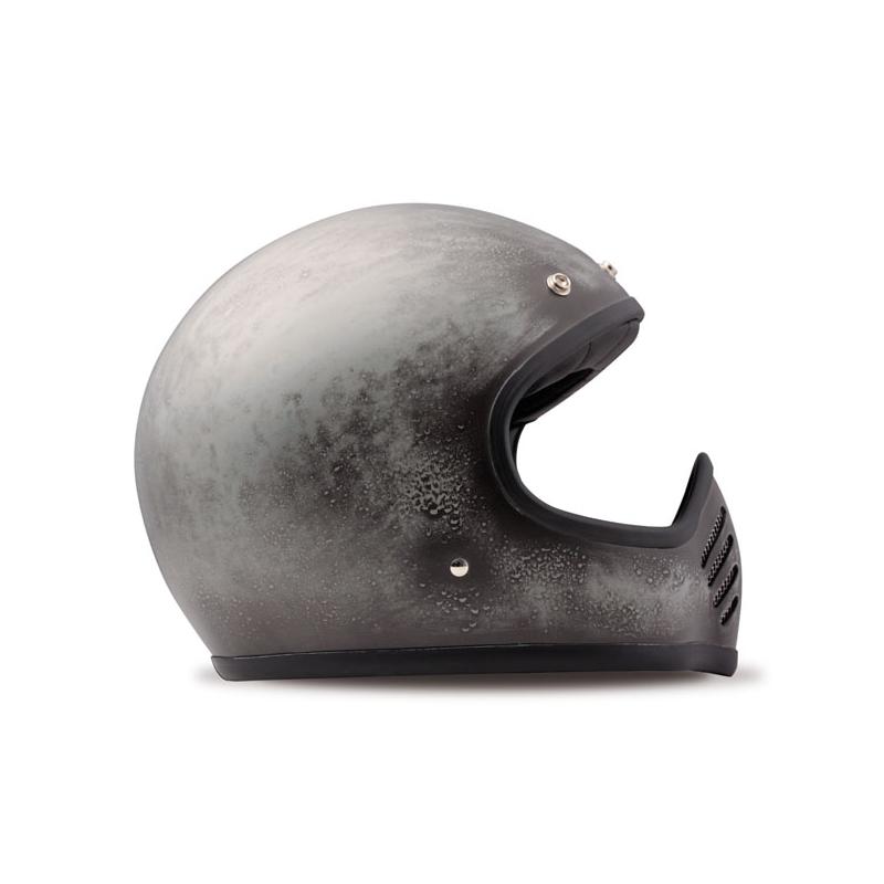 DMD Helm Seventy Five - Grau Karbon mit ECE