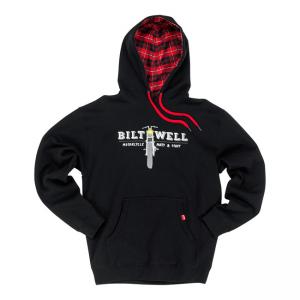 Biltwell Hoodie - Parts Black