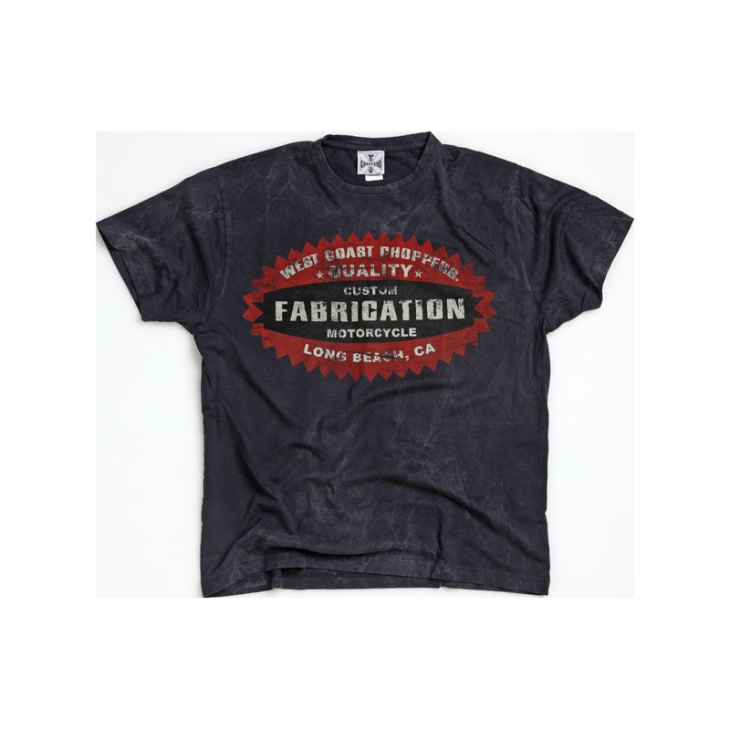 West Coast Choppers T-Shirt - Panhead Vintage