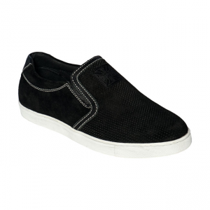West Coast Choppers Schuhe - Slip On Schwarz