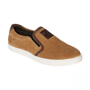 West Coast Choppers Schuhe - Slip On Braun