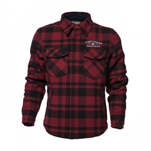 West Coast Choppers Jacket - Califa Gang Red/Black