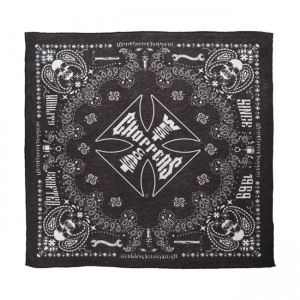 West Coast Choppers Bandana - Handcrafted Black