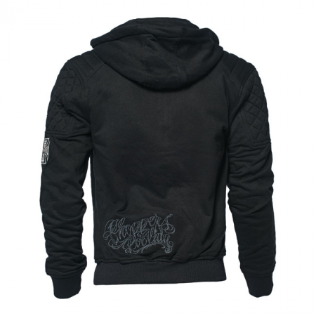 West Coast Choppers Zip Hoodie - Por Vida Black
