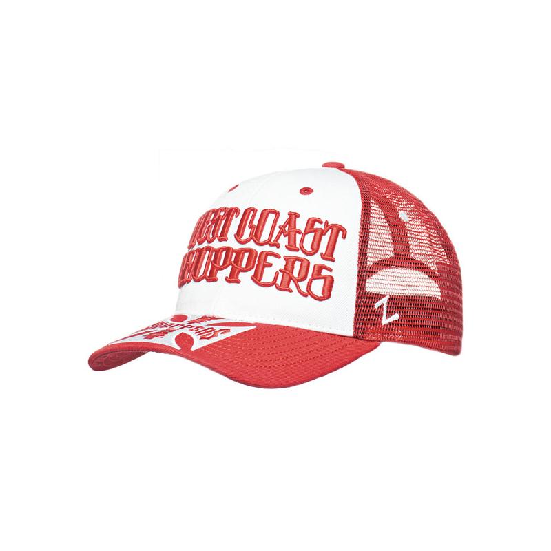 West Coast Choppers Cap - Clutch Logo Round