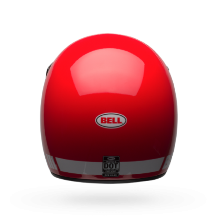 Bell Helm Moto-3 - Classic Rot