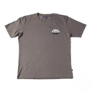 Dickies T-Shirt - MC Oval Wings Grau