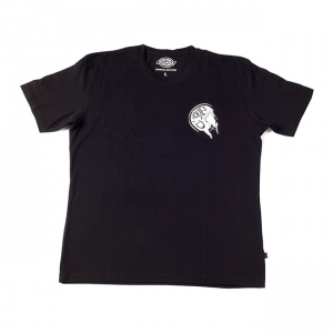 Dickies T-Shirt - MC Helmet Schwarz