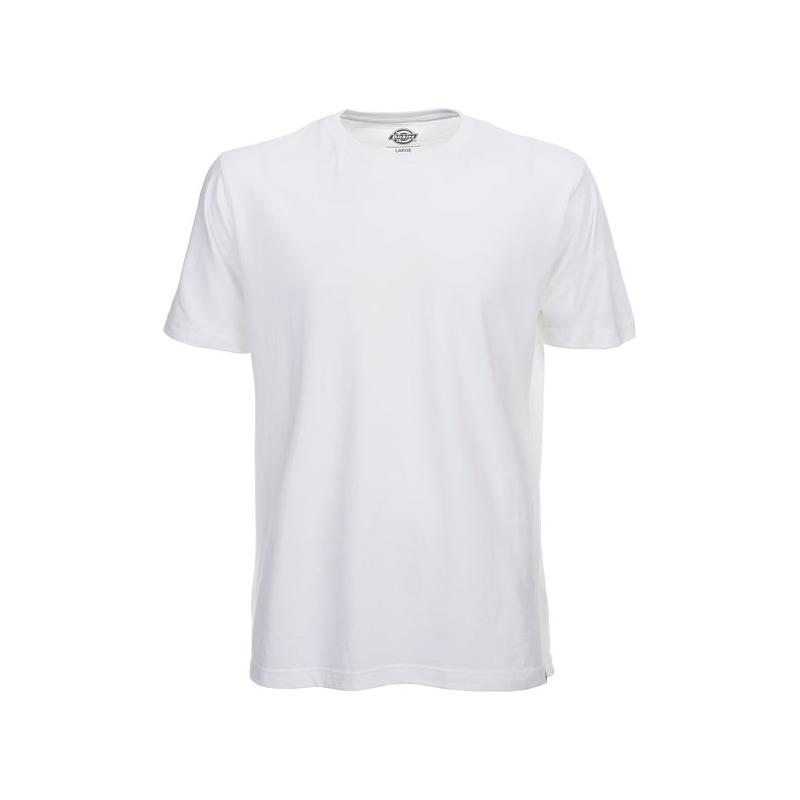 Dickies T-Shirt - Pack Weiss