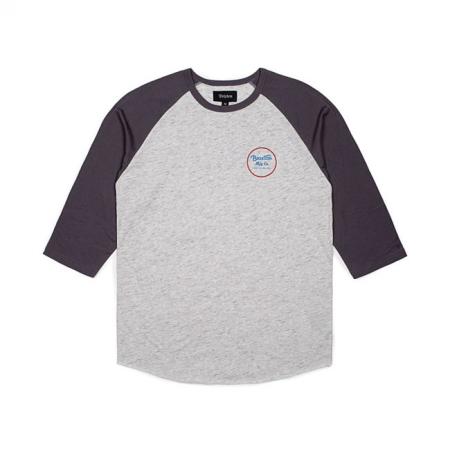Brixton T-Shirt - Wheeler