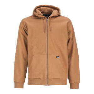 Dickies Zip Hoodie - Kingsley Brown