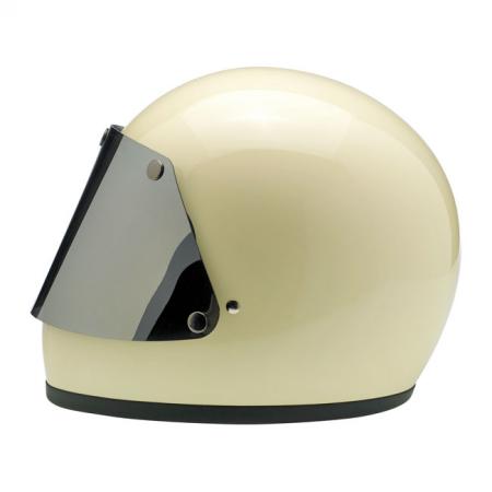 Biltwell Gringo Blast Visier - Chrome Mirror