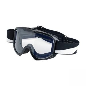 Biltwell Goggles - Moto Bolts Black