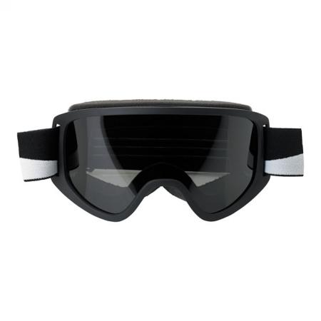 Biltwell Goggles - Moto 2.0 Austauschvisier Smoke