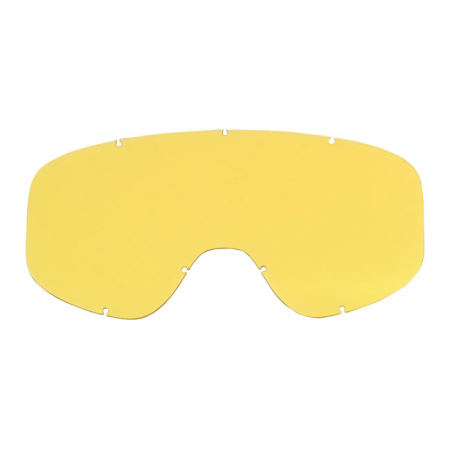 Biltwell Goggles - Moto 2.0 Replacement Lenses Yellow