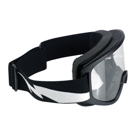 Biltwell Goggles - Moto 2.0 Bolts Black