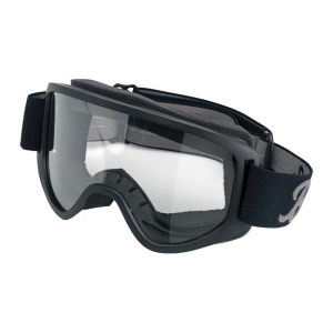 Biltwell Goggles - Moto 2.0 Script Black