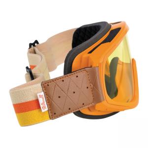 Biltwell Goggles - Overland Orange/Sand