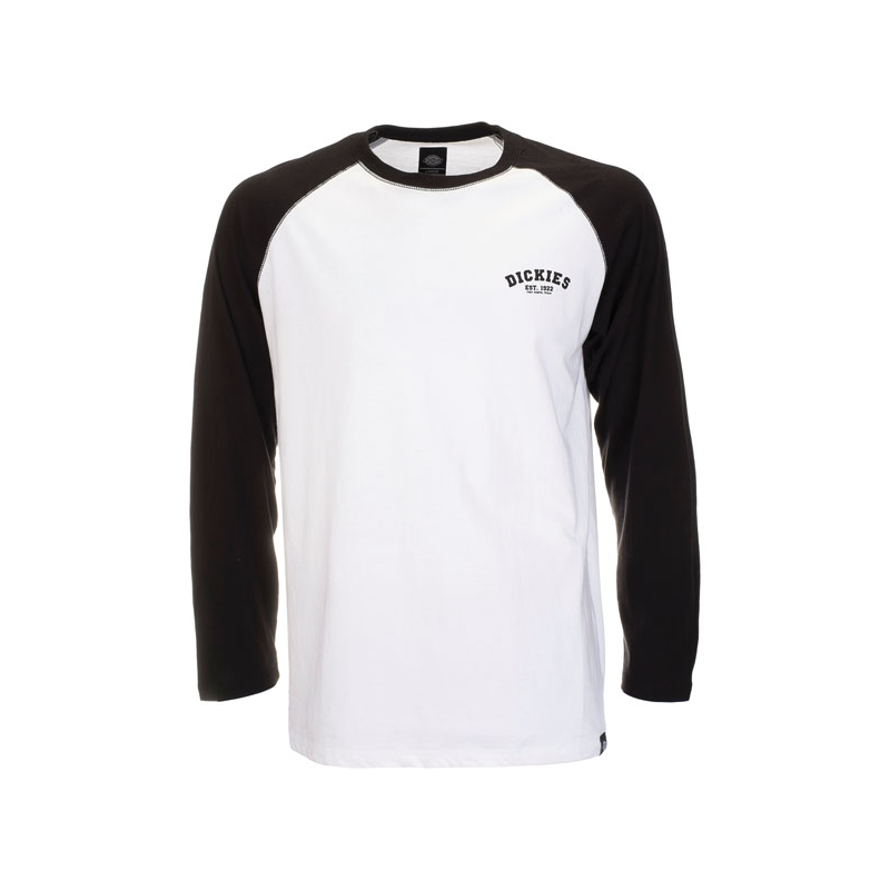 Dickies Longsleeve - Baseball Black