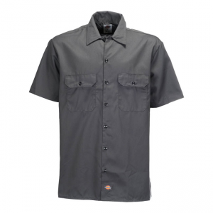 Dickies Shirt - Work Dark Grey