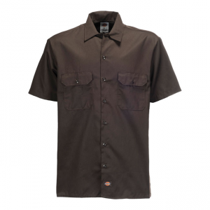 Dickies Shirt - Work Brown