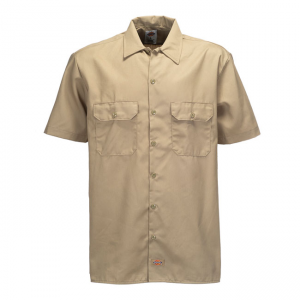 Dickies Shirt - Work Baige