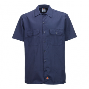 Dickies Shirt - Work Blue